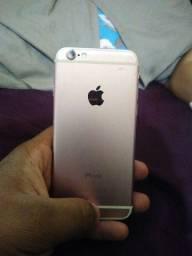 iPhone 6s rose , Aceito cartão