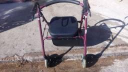 Cadeira andador