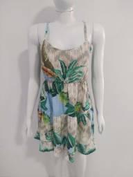 Vestido curto roupa feminina