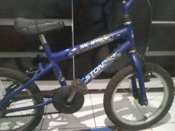 Bicicleta aro 16 semi nova