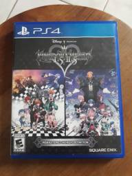 Kingdom Hearts 1.5 + 2.5 PS4