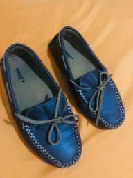 Sapato mocassim n? 31