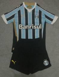 Camisa e Calção Grêmio Libertadores 2009