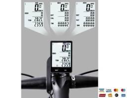 Velocímetro Bicicleta, Ciclo Computador Bike Wireless, Luz