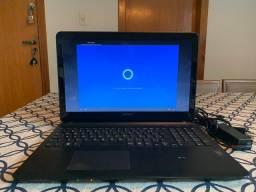 Notebook Sony Vaio i5 com 8GB de RAM e HD de 750GB