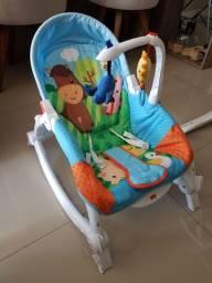 Cadeirinha de Descanso Vibratória - Marca Infanti