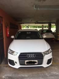 Audi Q3 branco 2015/2016 única dona