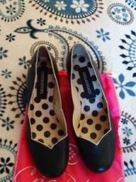 Sapato Cris Robert 37 preto