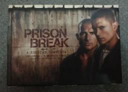 Box Prison Break Completo + Resgaste Final