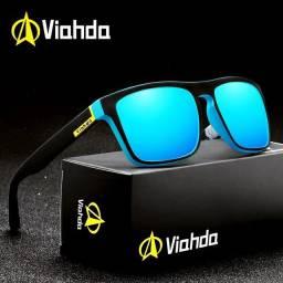 Óculos De Sol Polarizado Com Proteção Uv 400