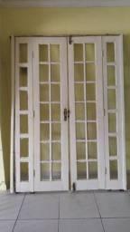 Porta e janelão