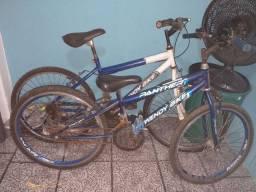 Vendo bicicleta aro 26 . 150,00