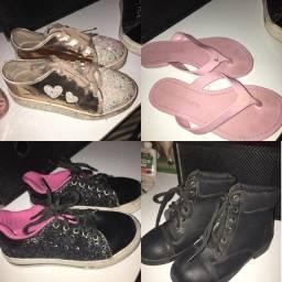 Calçados Lote