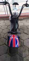 Motocicleta eletrica 60v, chega de ipva,licenciamento ,e gasolina