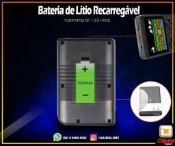 Mini Game Retrô Portátil com 400 Jogos m24sd10sd20