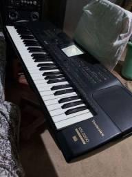 Troco teclado por pedaleira boss gt100 ou gr 55 roland