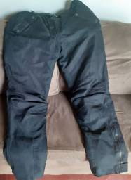 Calça para motoqueiro