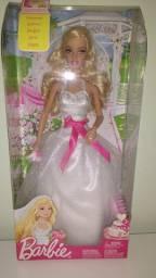 Boneca Barbie Noiva coleção Profissões 2006