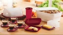 Tupperware kit café da manhã