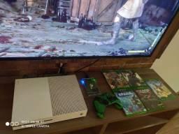 Xbox one s troco em ps4