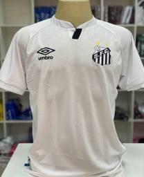 Camisa Santos Umbro Novos Modelos 2020