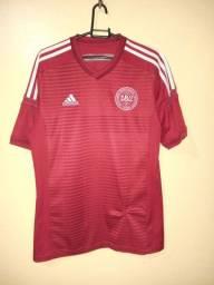 Camisa de seleção Dinamarca
