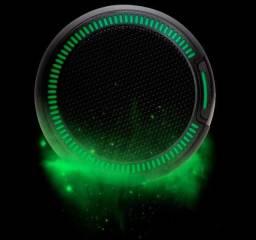 Caixa de Som Dazz Joy, Bluetooth, 5W, Preta - Novo