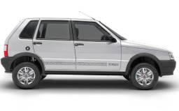 Fiat Uno a partir do Ano 2000 Compro Pago Avista