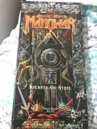 Manowar secrets of steel
