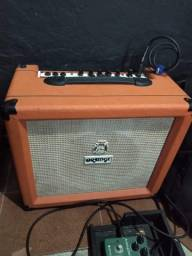 Amplificador Orange crush 35 LDX