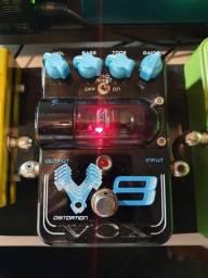 Pedal de distorção Vox V8 tonegarage
