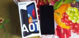 celular A01 semi novo barato
