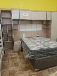 Dormitório modulado Castro
