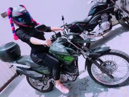 Moto Yamaha Xtz Crosser 150