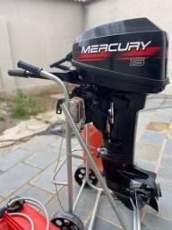 Motor Mercury 15 hp