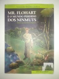 Mr. Flohart e o mundo perdido dos ninmuts, de Leonardo Mendes Cardoso