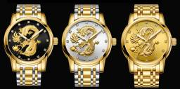 Relógio Masculino Dragão Original