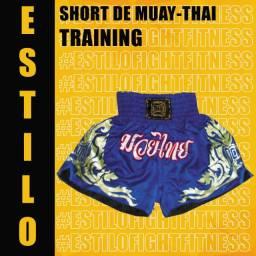 Short de muaythai training