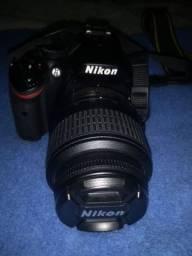 Câmera ProfissionalNikon D5200