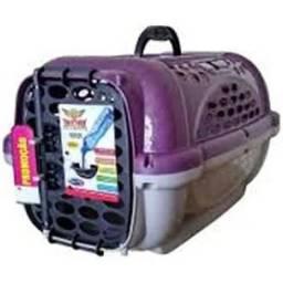 Caixa transporte para cachorro