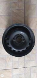 4 rodas de aço aro 13 ford ka e fiesta