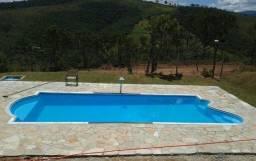 DA - Piscina de Fibra Alpino piscinas - Atendimento Exclusivo!