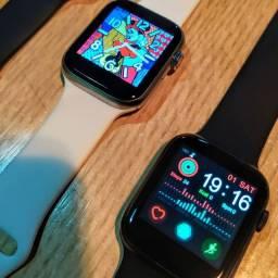 Smartwatch x7 atualizado relógio inteligente 44mm disponível