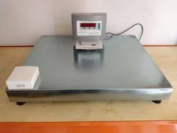 Balança Welmy Industrial W-300 Kg. Base 50/60 Nova Nunca Usada
