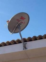 Técnico em antenas