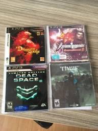 Jogos para PS3, Play 3, Playstation 3 - Games Temos mais de 500 opções do jogos