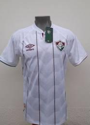 Camisa Branca do Fluminense
