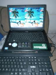 Notebook I7 4Gb 500hd