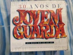 Pack 30 anos jovem guarda (cd)