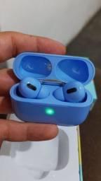 Fones de ouvido Air Pro Macaron